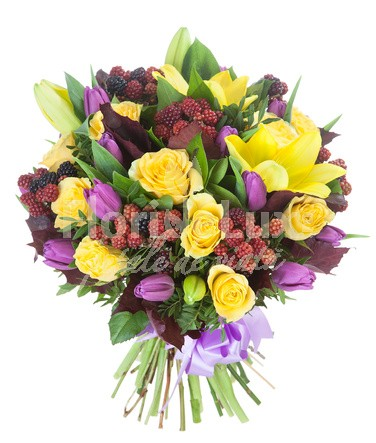 buchete flori pentru 8 martie 2016