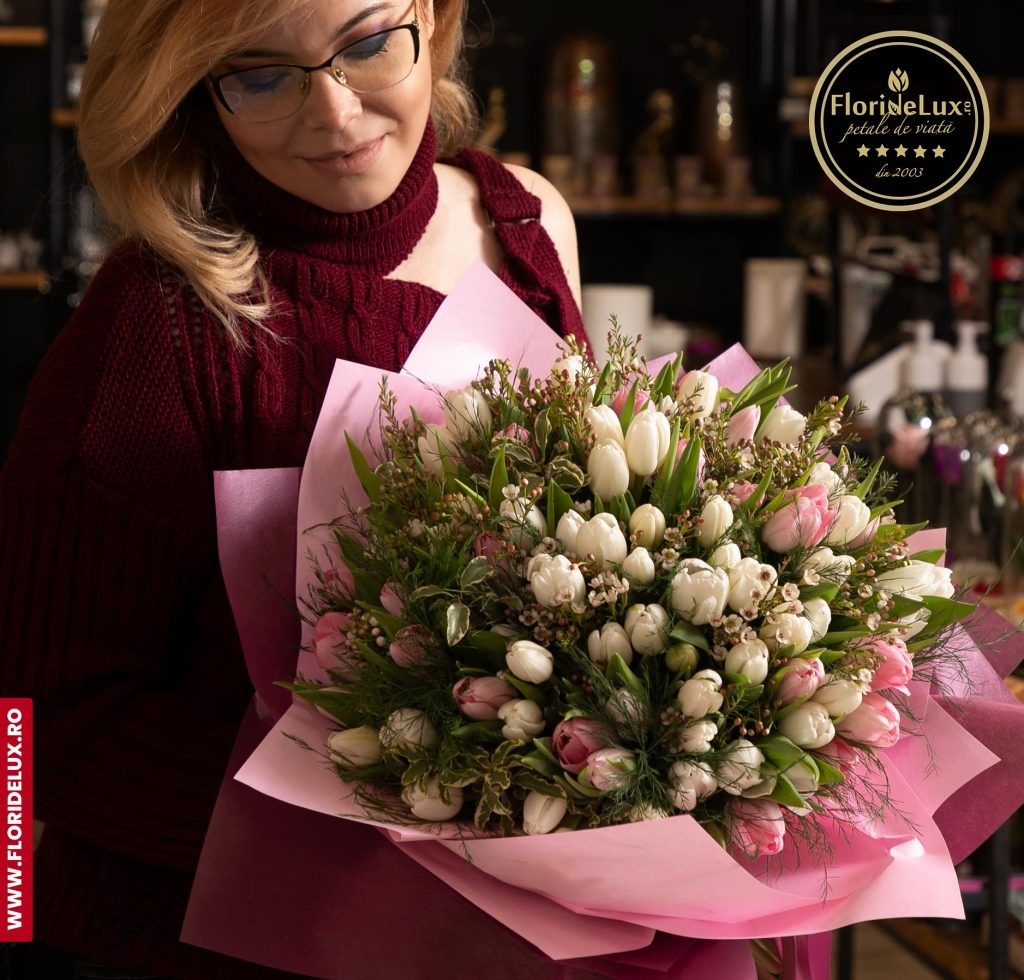 Flori pentru mama